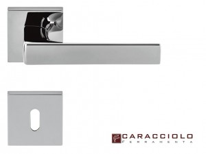COLOMBO DESIGN MANIGLIA ROBOCINQUE S CROMO ID71R