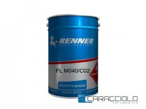 RENNER FL-M040/C02 FONDO POLIURETAN. BIANCO KG.5
