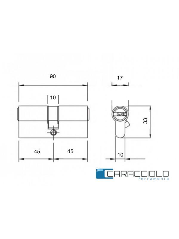 Cilindro ISEO R6 PLUS misura mm.90 45-45.jpg